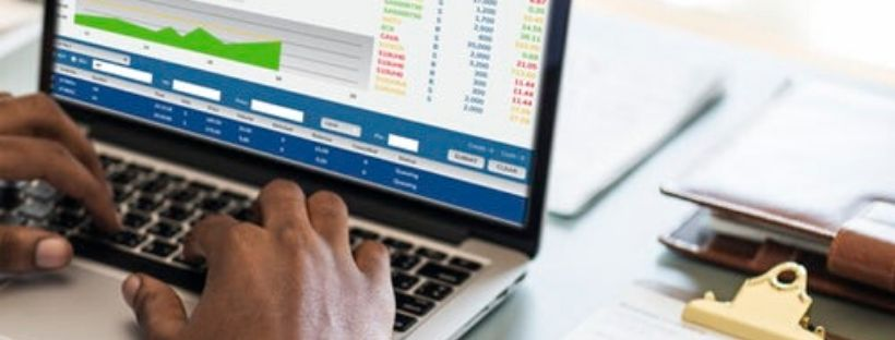 Financials and Bookkeeping – From Input to Understanding – Website feature image