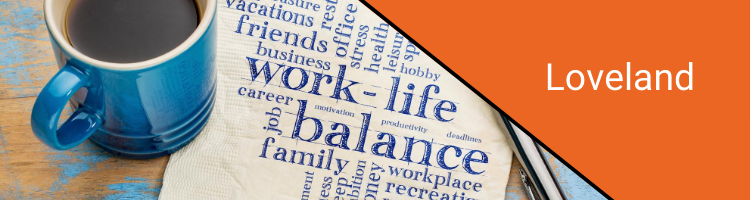 Pandemic Work-life Balance Website feature image Template