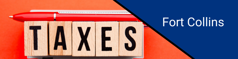 TAXES – Get Informed and Organized Now! Website Featured Image